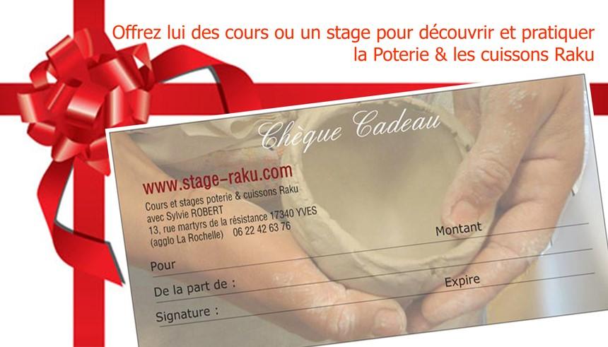 cheque cadeau stage-raku.com